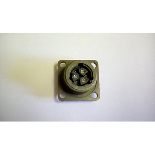 CLANSMAN LARKSPUR HARNESS BULKHEAD SOCKET 3PF POWER ETC